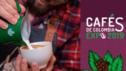 CAFÉS DE COLOMBIA EXPO 2019 RECIBIÓ CERCA DE 18 MIL VISITANTES
