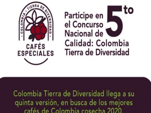 Participe en el 5to Concurso Nacional de Calidad: Colombia Tierra de Diversidad