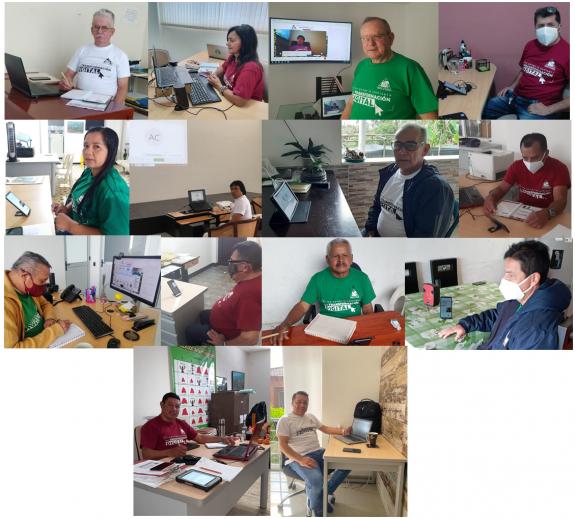Dirigencia gremial del Tolima, lista para el primer Congreso Cafetero virtual de la historia